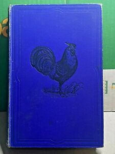The Practical Poultry Keeper-Management of Poultry-1880's-L.Wright-Antique-Rare