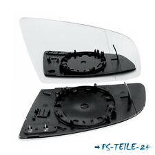 Spiegelglas für AUDI A6  2004-2008  rechts asphärisch beifahrerseite