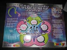 JUEGO STAR PARTY DANCER DE SMOBY. JUEGO PARA BAILAR Y CANTAR, DE 6 A 10 AÑOS