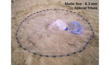 Filet de pêche épervier Maille fine spécial friture - Fishing cast net american