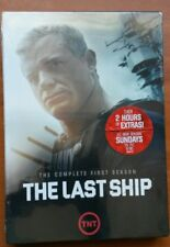 The Last Ship: The Complete First Season (DVD, 2015, 3-Disc Set)
