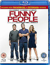 FUNNY PEOPLE -BR- NEW DVD