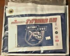 Penn State Nittany Lions 3x5 Rico Flag Banner Ncaa College