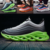Men's Fashion Trainers Comfort Sneakers Jogging Athletic Running Tennis Shoes