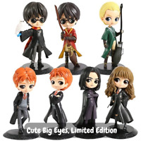 HARRY POTTER - Cute Action figure Hermione Ron Malfoy Snape Model Doll Toys Gift