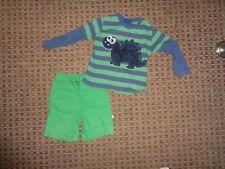 CHEROKE-Ragazzi bundle age 2-3-4 articoli mescolati vestiti, Multi, Pantaloni Corti con Tasconi T-Shirt Top