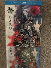 Garo: Crimson Moon - Season Two - Part Two (Blu-ray Disc, 2017, 4-Disc Set)