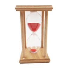 1 Pièce Minuterie Sablier de 30 Minutes Minuteur Horloge Management