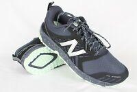 New Balance Women's Nitrel v1 FuelCore Trail Running 10 Wide Grey/Black WTNTRLT1
