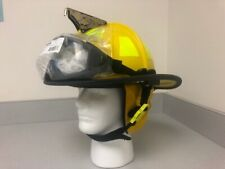 Cairns MSA Yellow 1044 Helmet with ESS Goggles