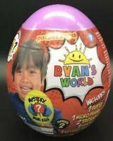 Sealed, RYAN'S WORLD Mini Mystery Egg, Series 2, Purple NEW