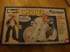L154 Revell Model Kit 07811 - Werner Figure 1:9
