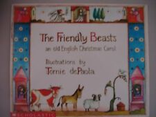 the friendly beasts, an old english christmas caro