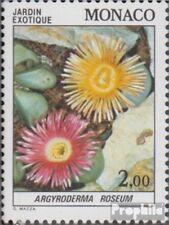 Mónaco 1588 (completa.edición.) nuevo con goma original 1983 Exotic plantas
