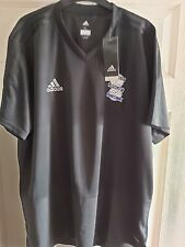 BNWT Birmingham City Con18 Adidas Black Football Training Top Jersey XL 2XL XXL