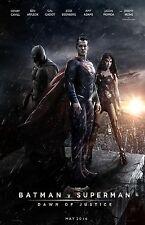 Batman V Superman movie poster (e) Superman poster, Batman poster, Wonder Woman