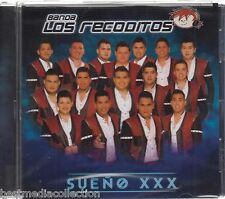 SEALED - Banda Los Recoditos CD NEW Sueno XXX BRAND NEW
