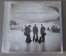 CD NEUF SOUS BLISTER U2 ALL THAT YOU CAN'T LEAVE BEHIND