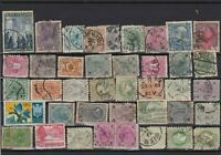 mixed world used  stamps ref r11021