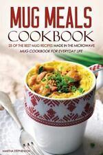 Mug Meals Cookbook - 25 of the Best Mug Recipes Made in the Microwave : Mug...