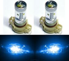 LED 30W PSX24W 2504 Blue 10000K Two Bulbs Fog Light Replacement OE Show Use