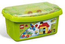 Lego 5506 Duplo Large Brick Box - 70 Stück + Duplo Figur