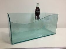 Coca Cola Coke Mix It Real ICE BOX Display Stand AWESOME VHTF RARE AS DRAIN