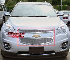 Fits 2010-2015 Chevy Equinox Stainless Steel Mesh Grille Grill Insert