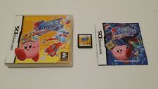 Kirby Mouse Attack ( Nintendo DS ) European Version PAL