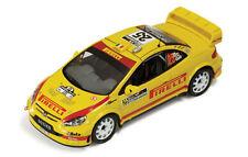 Peugeot 307 WRC #25 Rally 2006 1:43 IXO RAM246 Modellauto / Die-cast