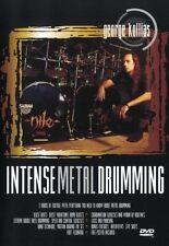 George Kollias Intense Metal Drumming Learn to Play Drums Rock Music DVD