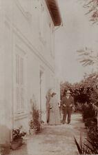 #ROMA- PARIOLI:  FOTOCART. PRIVATA 1906