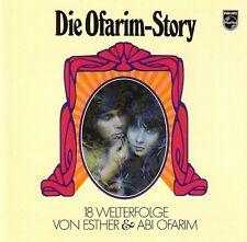 18 WELTERFOLGE VON ESTHER & ABI OFARIM - CD - DIE OFARIM-STORY