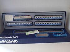 Märklin H0 2856 Airport Express BR 111 105-3 DB + 3 Personenwagen OVP