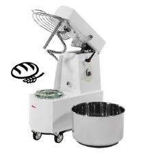 25 kg Teigknetmaschine mit 2 Geschwindigkeiten Spiralknetmaschine 32 Liter