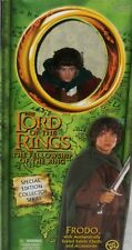 doll Elijah Wood Lord of the Rings Action Figure Frodo Fellowship Hobbit Xmas