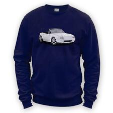 MX5 Mk1 Sweater -x8 Colours- Gift Present Japan JDM Sports Drift Classic