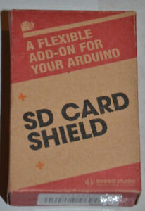 Seeed Studio SD Card Shield for Arduino new 2760384