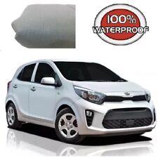 Car Cover Fit Kia Picanto Hatchback to 4.06m Prestige 100% Waterproof Ultra UV