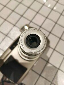 Minolta 39mm-125mm Supreme Freedom Zoom Ex