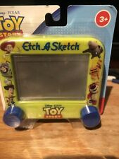 Disney Ohio Art Magic ETCH A SKETCH Screen lime Toy Story Edition 2007 NEW
