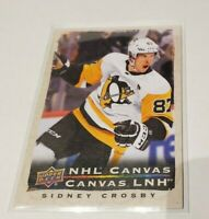 2020/21 Upper Deck Tim Horton`s Canvas - Pick From List - Low Shipping