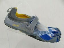 VIBRAM FiveFingers Bikila Blue Sz 11 (45 EU) Men Barefoot Running Shoes