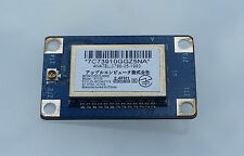 "Apple iMac a1115 a1225 24"" 2007-2009 Blue Tooth carte Bluetooth Card 820-1696-a"