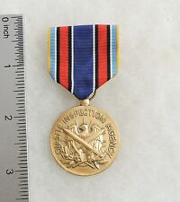 USA On Site Inspection Agency Exceptional Service Medal