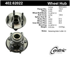 Wheel Bearing and Hub Assembly-Premium Hub Assemblies Rear Centric 402.62022