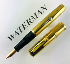 WATERMAN IDEAL Gold - 1930ca Introvabile Fountainpen,  Very Old pen!!