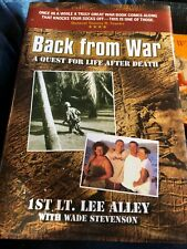 Back from War: A Quest for Life After Death by Lee Alley|Wade Stevenson