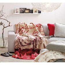 Ibena Sorrento Red Sleeping Angel Blanket 150 X 200cm