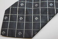 ROBERTO CAVALLI men's silk neck tie made in Italy